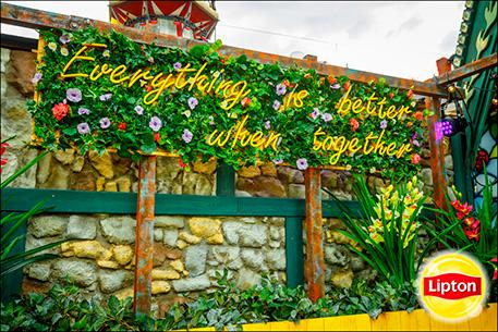 Tomorrowland – Lipton