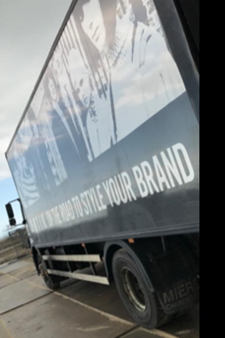 BUTIK – Lorry – logistics