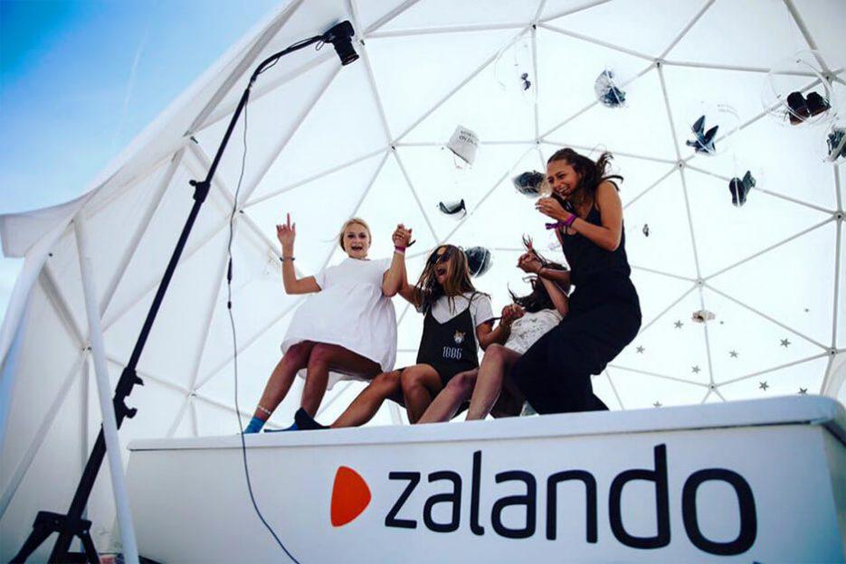 Zalando - WECANDANCE