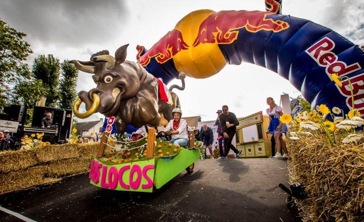 Red-Bull Zeepkistenrace - Kluisbergen
